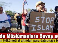 """ABD; 'Alın bu parayı, Müslümanlarla savaşın, mücadele edin!"""""""