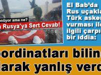 """El Bab'la ilgili çarpıcı iddia; """"Koordinatları bilinçli olarak yanlış verdi!"""""""