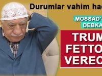 MOSSAD'a yakın site: ABD, FETÖ elebaşı Gülen'i iade edebilir