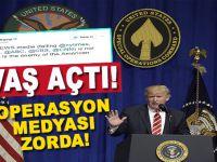 """Trump savaş açtı: """"Bunlar (NYT, NBCnews, ABC, CBS ve CNN) halk düşmanı!"""""""
