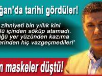 Erdoğan'da tarihi gördüler