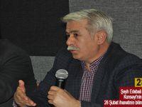 28 Şubat'ın Tanıkları Bilecik'te konuştu!