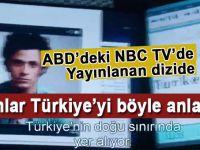 ABD dizisinde Türkiye'yi böyle anlatıyorlar!