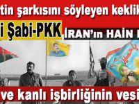PKK-Haşdi Şabi; Kirli ve kanlı işbirliğinin ibret verici vesikası!