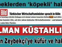 Alman Bild'den aşağılık hakaret!