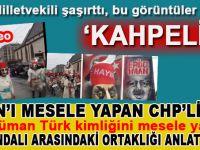 """CHP milletvekili şaşırttı; Bu görüntüler için; """"Kahpelik!"""""""