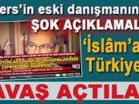 Wilders'ın eski danışmanı: Türkiye ve İslam'a karşı savaş açtılar