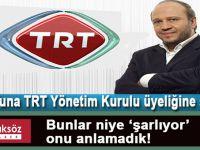 TRT Yönetim Kurulu'na seçilen Salih Tuna'ya çirkin saldırı!