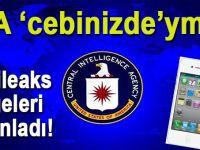 CIA meğer 'cebinizde'ymiş!