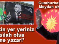 Cumhurbaşkanı Erdoğan İsviçre'ye sert çıktı!