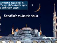 "Bu gece ""Regaib"" kandili; Tüm Müslümanlara mübarek olsun!"