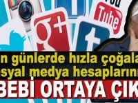 Son günlerde hızla çoğalan sahte sosyal medya hesablarının sırrı ortaya çıktı!