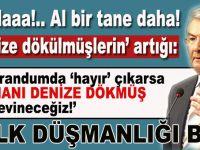"""CHP, """"kurucu ayarlarına"""" döndü; İşte """"Hak ve halk"""" düşmanlığı dediğimiz bu!"""