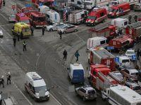 Rusya'da metro istasyonunda patlama; Şimdilik 9 ölü!