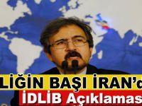 """Suriye'deki vahşetin baş sorumlusu İran'dan """"İdlib"""" açıklaması!"""