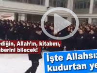 İşte, İslâm ve Müslüman düşmanlarını kudurtan yemin!