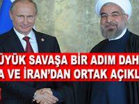 """Büyük Savaşa bir adım daha; Rusya ve İran'dan ortak açıklama: """"ABD çizgiyi aştı, karşılık vereceğiz!"""""""