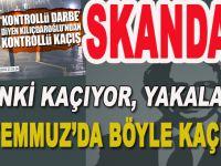 Büyük skandal! Kılıçdaroğlu'nun 15 Temmuz'da kaçarken görüntüleri ortaya çıktı!