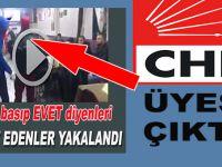 Halkın kafasına silah dayayan DHKP-C'li terörist CHP üyesi çıktı!