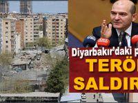 """""""Diyarbakır'daki patlama terör saldırısı!"""""""