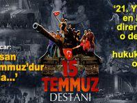 16 Nisan, 15 Temmuz'dur aslında! O tarih 21 yüzyılın en büyük direnişinin, o devrimci ruhun hukuk zaferi olacak!