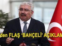 MHP'den flaş 'Bahçeli' açıklaması!