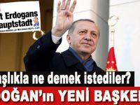 """Bu başlıkla ne demek istediler; 'Erdoğan'ın yeni başkenti Viyana?"""""""