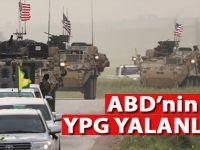 ABD'nin YPG yalanları!