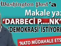 """ABD cariyesi darbeci Fetullah, """"demokrasi"""" istiyormuş!"""