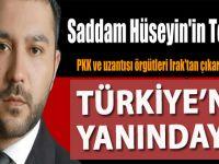 Nakşibendi ordusu olarak Türkiye'nin yanındayız