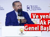 Cumhurbaşkanı Erdoğan, yeniden Ak Parti Genel Başkanı!