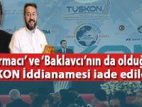 """""""Kavurmacı ve Baklavacı""""nın da olduğu Tuskon iddianamesi iade edildi"""