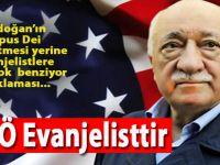 Erdoğan'ın; 'Opus Dei' benzetmesi yerine evanjelistlere daha çok benziyor açıklaması ne anlama geliyor?