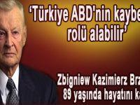 'Türkiye ABD'nin kaybettiği rolü alabilir.'