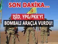 Son Dakika: DEAŞ ile PKK arasında şiddetli çatışmalar yaşanıyor!