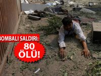 Kabil'de bombalı saldırı: 80 ölü
