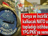 ABD PYD'ye silah verirken, NATO da örgüte dolaylı istihbarat desteği sağlayacak