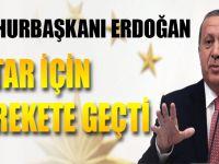 Cumhurbaşkanı Erdoğan, Putin'le görüştü!