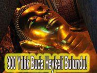 900 Yıllık Buda Heykeli Bulundu!