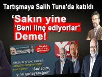 Salih Tuna: Hayıflanıp dizlerini döveceğine o saygın yazara hakaret ettirdin!