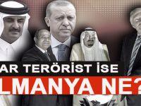 Katar 'terörist' ise Almanya ne?