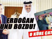 Erdoğan emperyalist oyunu bozdu; O küre çatladı!