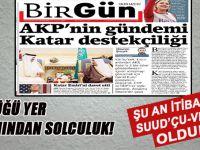 """Düştüğü yer bakımından Türkiye'de solculuk; şu an itibariyle """"Suud'çu-vehhabi"""" oldular!"""