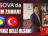 Kosova'da seçim zamanı; Tarafınız belli olsun!