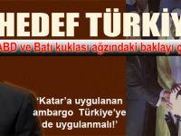 ABD kuklası Sisi'den küstah Türkiye açıklaması