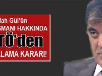 Abdullah Gül'ün danışmanı hakkında FETÖ'den yakalama kararı!