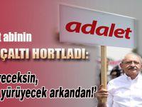 """Ahmet Taşgetiren'in """"bilinçaltı"""" hortladı; """"Bir direnç yürüyüşüdür bu!"""""""
