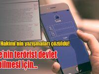 FETÖ'cü hakimin Bylocak konuşmaları çözüldü; Türkiye'nin terörist devlet sayılabilmesi için...