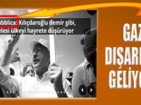 """Türkiye'ye ihanet yürüyüşünün """"gazı"""" dışardan geliyor!"""