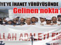"""""""Türkiye'ye ihanet yürüyüşü""""nde istismara yeltenmedikleri bir tek Kur'ân ayeti kalmıştı!"""